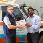 Supporting Zambia: Expired First Aid Supplies