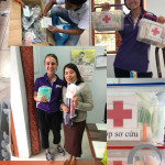 Supporting Vietnam & Laos: Expired First Aid Supplies