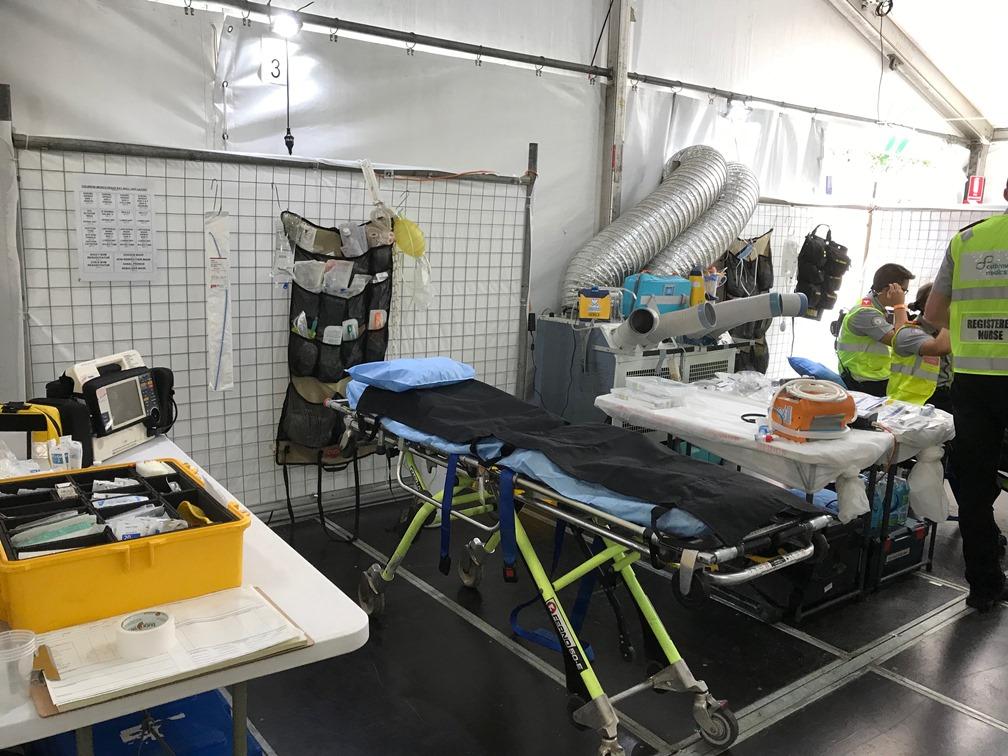 Onsite Medical Assistance Team