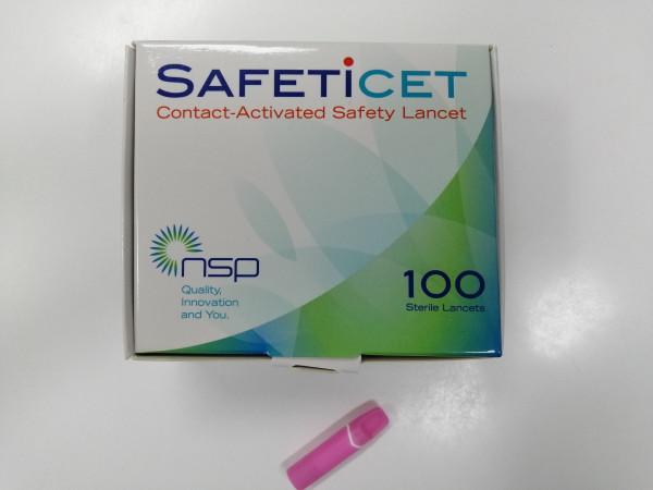 Safety Lancet