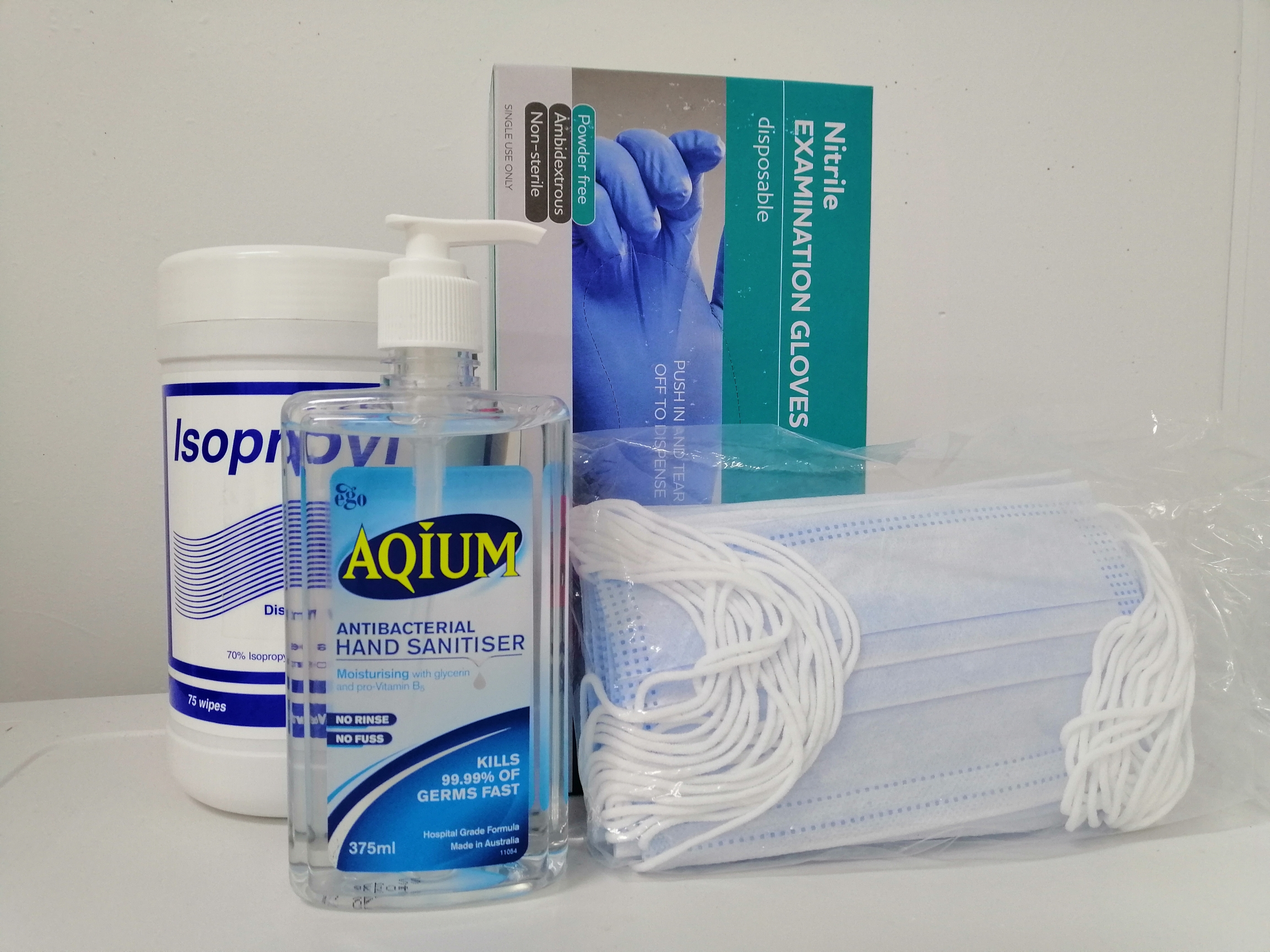 Covid Protection Kit Small