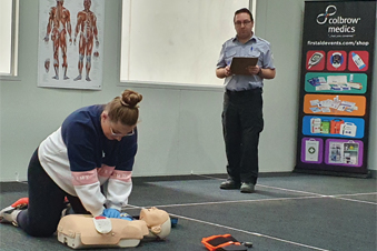 First Aid Courses