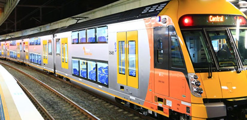 Sydney Trains Paramedics