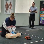 First Aid Training: 1st Friday of the Month